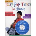 Easy pop tunes for clarinet + CD