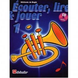 Ecouter, lire, jouer pour bugle avec cd