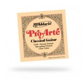 jeu de cordes Normal Tension pour guitare classique