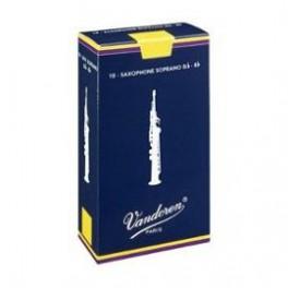 Anche saxophone soprano vandoren bleu 2