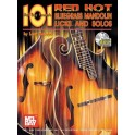 101 Red hot bluegrass mandolin / Links and solos +CD