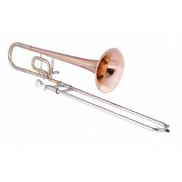 MTP Trombone barillet Sib et Fa 128 BG