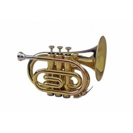 MTP Trompette de poche Sib T-210 PT Large Bell