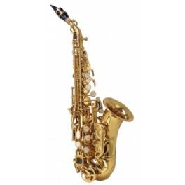 MTP Saxophone soprano Sib S-300 L Coudé, pour enfants dès 7 ans
