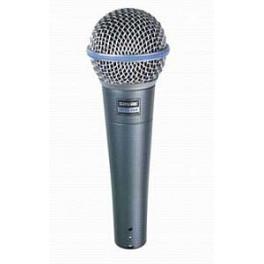 Micro Shure pour vocal SM 58 Beta