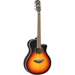 Guitare Yamaha folk avec micro, APX700II sunburst