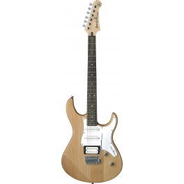 Guitare Electrique Yamaha Pacifica 112V Yellow Natural Satin