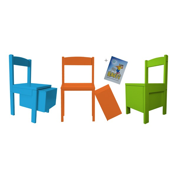 chaise cajon pour enfant 34 cm musique et son. Black Bedroom Furniture Sets. Home Design Ideas
