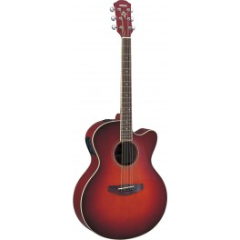 Guitare Folk Yamaha avec micro CPX500DRB