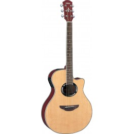 Guitare Yamaha folk avec micro, APX500