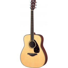 Guitare folk Yamaha FG720S Naturel