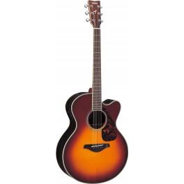 Guitare folk yamaha FJX730 sunburst