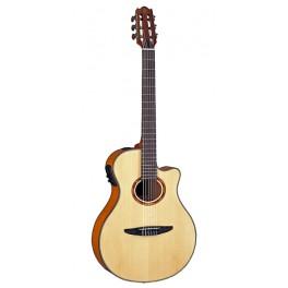 Guitare classique Yamaha avec microphone intégré NTX900
