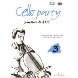 Cello party vol. 3 + CD