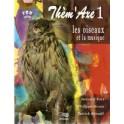 Thèm Axe 1 Les oiseaux et la musique - Livre 2 CD