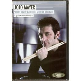 Secret Weapons for the Modern drummer - Mayer Jojo - 2 DVD