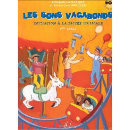 Les sons vagabonds - Initiation à la dictée musicale