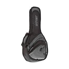Housse pour mandoline à fond rond Black/steel Grey