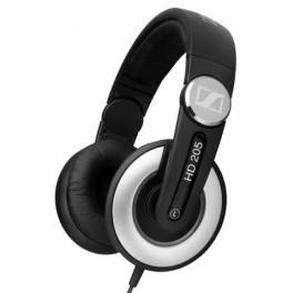 Casque pour DJ Sennheiser HD-205 /32 Ohm , 14 - 20000 Hz