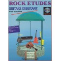 Rock études guitare débutant et CD