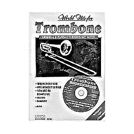 World hits for trombone+ CD