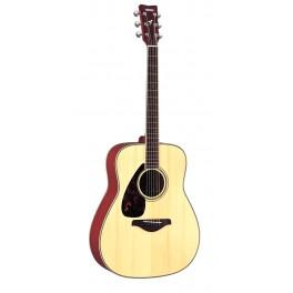 Guitare FG720S pour gaucher couleur naturel
