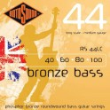 Cordes basse accoustique rotosound medium