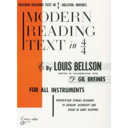 Moderne reading text in 474