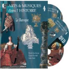 Arts et Musiques dans l'histoire No.4 +2 CD et DVD
