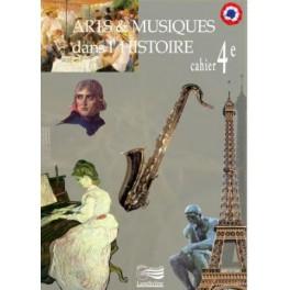 Cahier 4ème Arts et Musiques