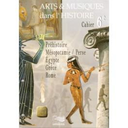 Cahier de l'élève  6ème Arts et Musiques