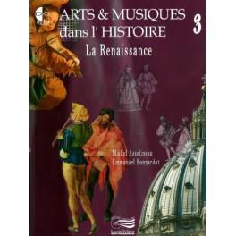 Arts et Musiques dans l'histoire No. 3 -  2 CD + DVD