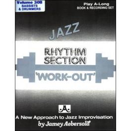Jazz rythm section