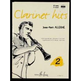 Clarinet hits vol.2 + CD