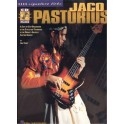 Pastorius Jaco +CD - Bass signature licks
