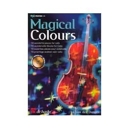 Magical colours + CD