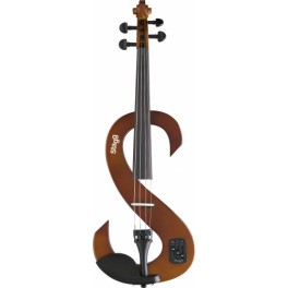 Violon électrique 4/4 Violin burst