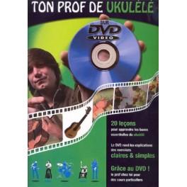 Ton prof de Ukulélé + DVD