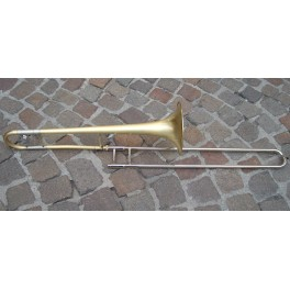 MTP Trombone Sib 440 brossé Custom Serie