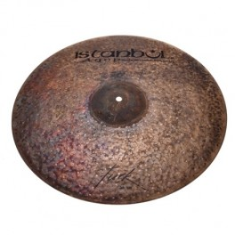 Cymbales Jazz ride Istanbul Turk 21 pouces