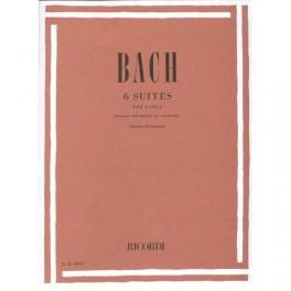 6 Suiten pour alto - Original für Violoncello