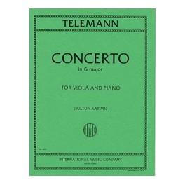 Concerto en Sol Maj.