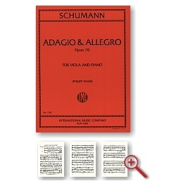 Adagio und Allegro op.70