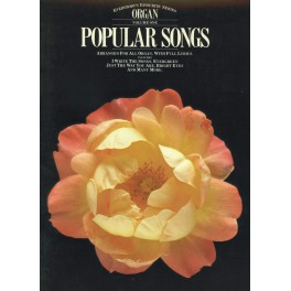 Everybody's Favourite Series organ vol.1 Popular Songs