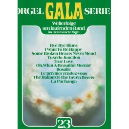 Orgel Gala Serie 23
