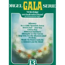 Orgel Gala Serie 13