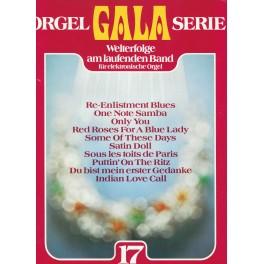 Orgel Gala Serie 17