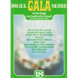 Orgel Gala Serie 18