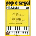 Pop e-orgel Hit-Album 52