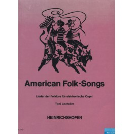 American Folk-Songs pour orgue électronique